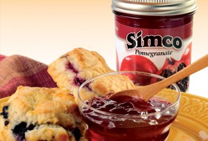 Simco Pomegranate Jelly